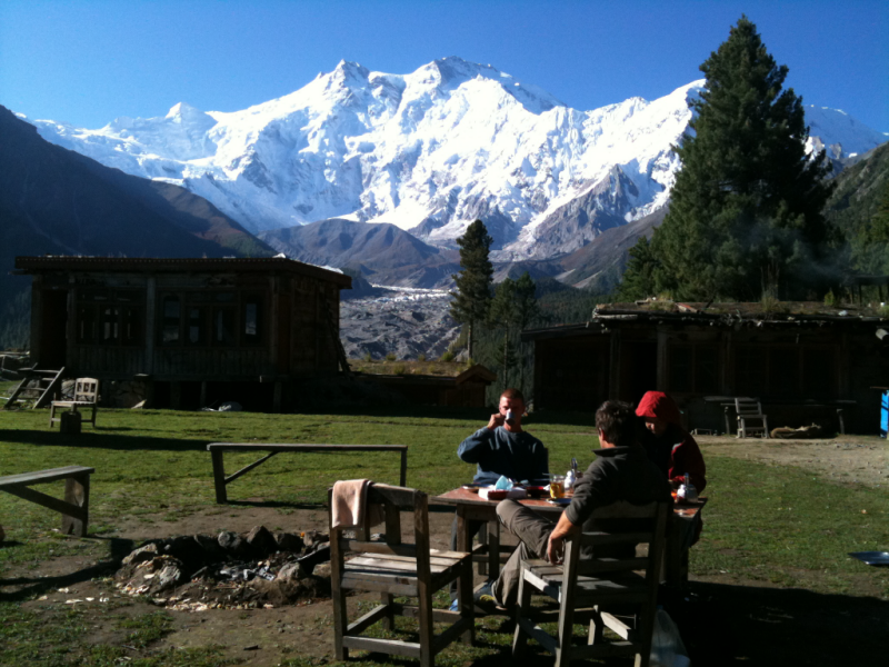 Three Faces of Nanga Parbat